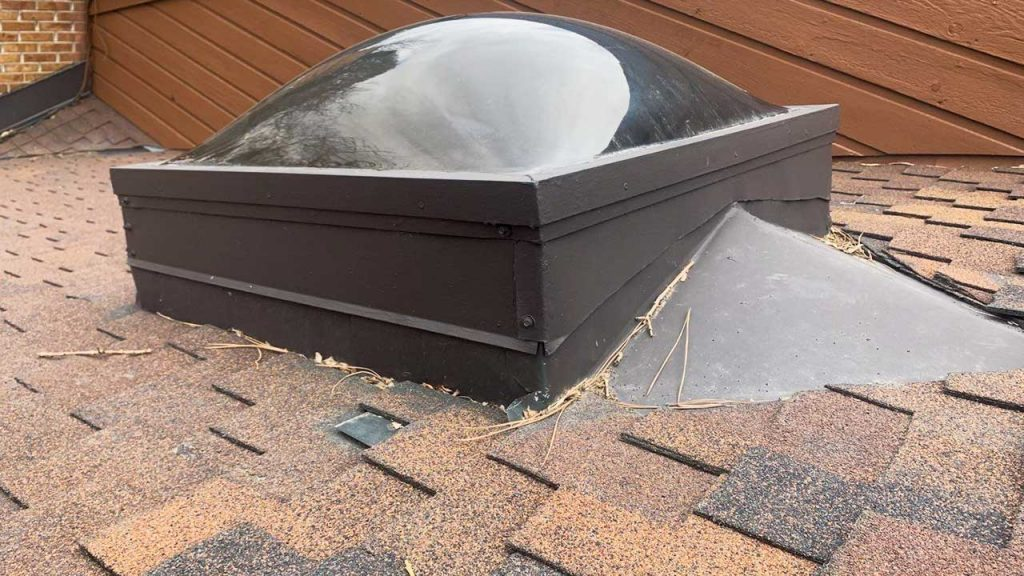 replace Beaumont Place skylights 32629-1
