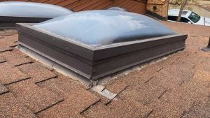 replace Beaumont Place skylights 32629-2