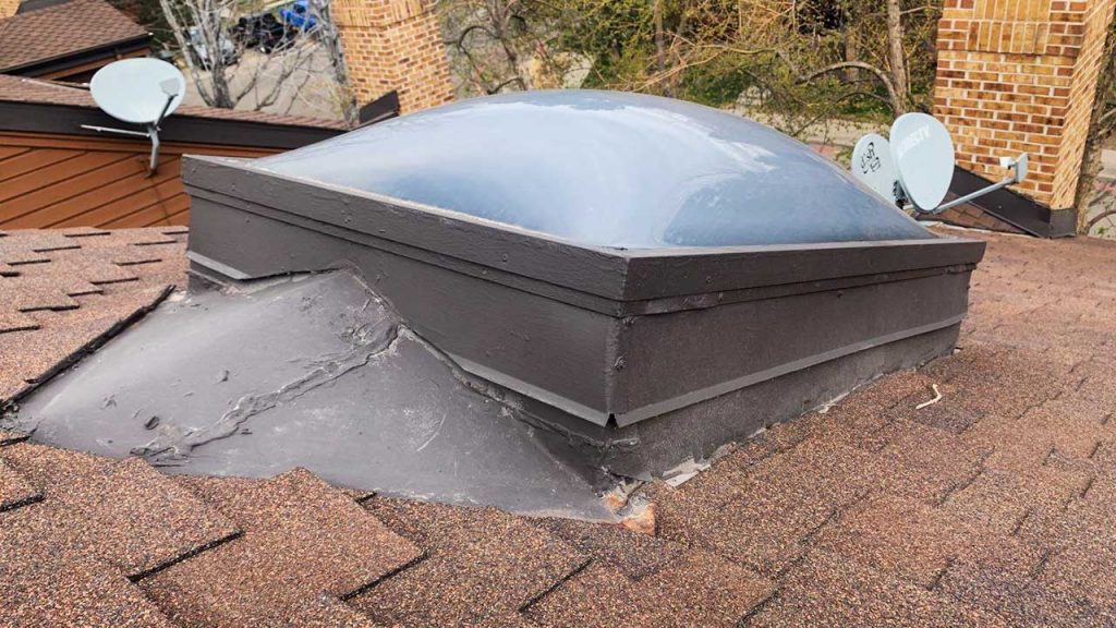 replace Beaumont Place skylights 32629-4