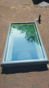 replace Beaumont Place skylights 32629-8