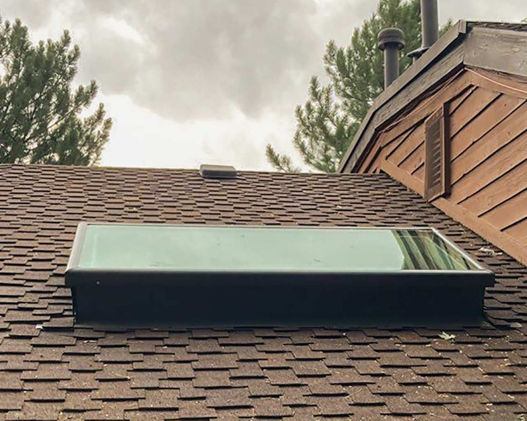 replace Beaumont Place skylights 33184-11