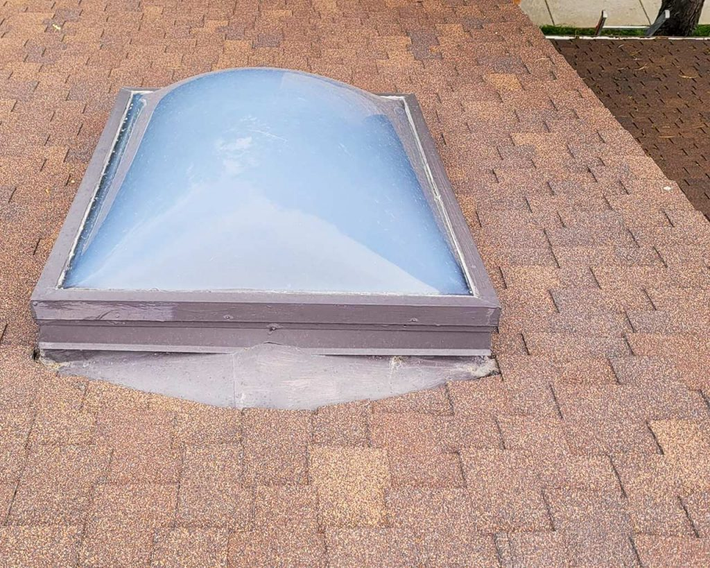 replace Beaumont Place skylights 33184-2