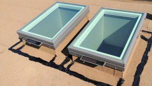 VELUX VCS skylight installation 21200-11