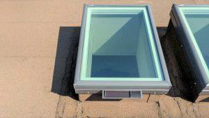 VELUX VCS skylight installation 21200-12